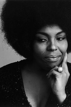 Roberta Flack. Black Mountain, NC Love her music