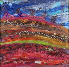 Justine Warner - Emerging Artist - textiles