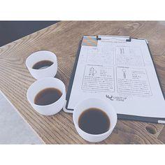 今日は朝からライトアップコーヒーさんでコーヒーセミナー抽出器具によっての違いについてのおさらいというかんじだったけど良い機会になりました店員さんとおえも詳しくてありがたい  吉祥寺超久々だけどお店増えててやっぱり素敵だなーと  #まるカフェ巡り #cafe #coffee #ライトアップコーヒー #吉祥寺 #weekend