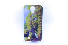 Carcaza Pintura Puente Bosque Samsung Galaxy S4 / S4 mini — HighTeck Store