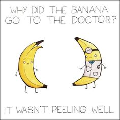 Banana doctor help