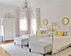 Simple White and Beautiful - Southern Charm
