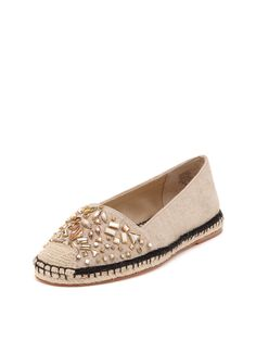 Hardesty Flat Espadrille by B Brian Atwood at Gilt