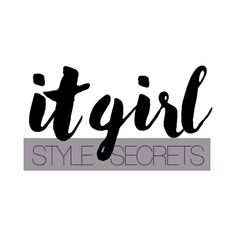 itgirl-banner.png (PNG Image, 600×600 pixels) ❤ liked on Polyvore featuring text, words, titles, phrase, quotes and saying