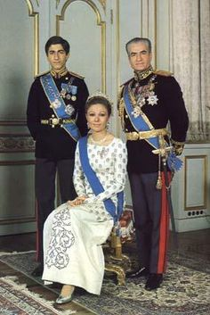 ROYAL FAMILY OF İRAN