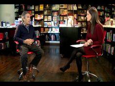 CNN Íntimo: Entrevista a Hernán Rivera Letelier - YouTube