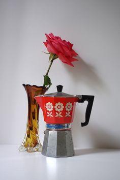 Cute stove top espresso maker