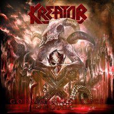 All Hail Metal: The 14th KREATOR Alternative Album 'Gods Of Violence' Cover