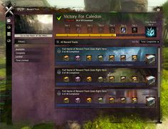 I was the UI designer & artist for the PvP reward track UI, a progression system created for a more rewarding PvP experience