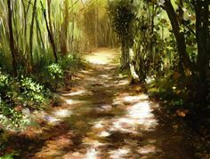dappled path in the country The Merchant Of Venice, Current Picture, Forest Light, Dappled Light, Winter's Tale, Midsummer Nights Dream, Garden Table, Over The Rainbow, Night Time