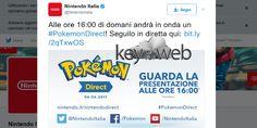 Pokémon protagonisti al Nintendo Direct di oggi: annunci in vista!  #follower #daynews - https://www.keyforweb.it/pokemon-protagonisti-al-nintendo-direct-oggi-annunci-vista/