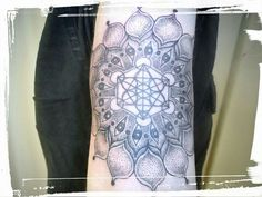 tattoo metatrons cube - Google zoeken