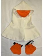 eend-verkleedpak Peplum, Diy, Fashion, Carnival, Costumes, Pug, Moda, Bricolage, Fashion Styles