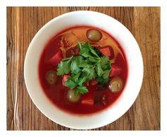 Rødbede Suppe ♡