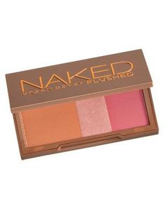Urban Decay Naked Flushed Palette  from #InStyle Best Beauty Buys #instylebbb #sweepsentry