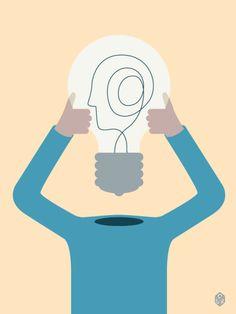 sometimes I wish I could unscrew my brain!