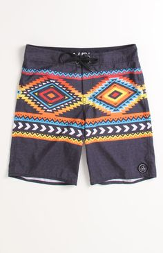Aztec Boardshorts- stay stylish while paddleboarding Get 5% Cash Back http://studentrate.com/itp/get-itp-student-deals/Pacsun-Student-Discount--/0