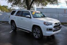 Pictures of 2016 Toyota 4Runner For Sale Jacksonville, FL
