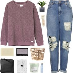 [TOP SET] BUT YOU'RE HUMAN TONIGHT by nxstalgia on Polyvore featuring RVCA…