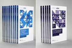 Kluwer Memo's / Cover Design by OK200, via #Behance #Packaging #Design