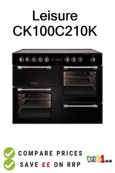 Leisure Compare UK prices and find the cheapest deals from 12 stores. Electric Range Cookers, Kitchen Appliances, Cooking, Diy Kitchen Appliances, Kitchen, Home Appliances, Cuisine, Electric Stove, Koken