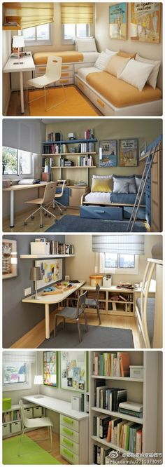 transforming small spaces into purposeful rooms
