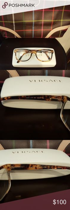 daa9576ada44 Authentic Versace Eye Wear! These have a RX in them