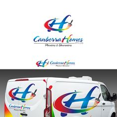 Canberra Homes Invites you - LOGO - Painters