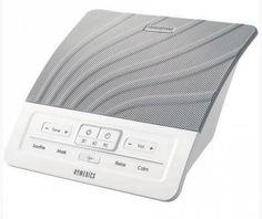 Deep Sleep™ White Noise Machine - Customer Favorites   HoMedics USA