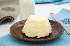 e-cocinablog: mantequilla casera (con nata fermentada).