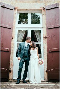 Rustic chic wedding | Photography @Maison ecologique Pestea (Peggy)
