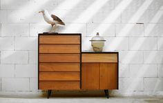 Retro dressoir - dehuiszwaluw