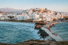 ☼ Grecia Greece ☼ Naxos: Chora |