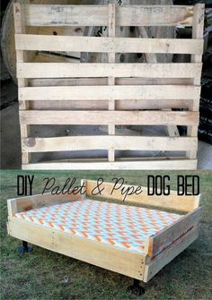 Dog Bed You Put Pillows In Dog Beds With Removable Washable Covers , - Dog Kennel Puppy Room, Pallet Dog Beds, Outside Dogs, Outdoor Dog Bed, Dog Kennel Cover, Diy Dog Bed, Wood Dog, Dog Furniture, Dog Rooms