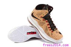 #cork Lebron 10, #lebron #james sneakers Oct 2013 for 66% off