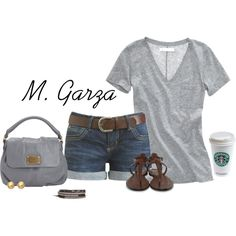 Casual Wednesday Outfit by maria-garza on Polyvore