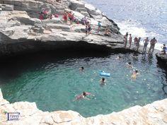 Giola,Thassos, spectaculoasa piscina a sirenelor! Water, Outdoor Decor, Swiming Pool, Green, Gripe Water