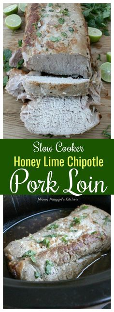 Slow Cooker Honey Li