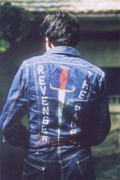 """""""Revenger Gang""""  Zurich 1963"""