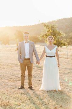 Rustikal, natürliche DIY-Hochzeit auf Mt. Pilot @Jill Marie Photography http://www.hochzeitswahn.de/inspirationen/rustikal-natuerliche-diy-hochzeit-auf-mt-pilot/ #wedding #mariage #couple