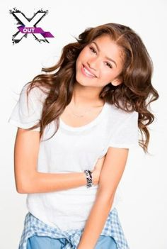 Zendaya Coleman is the face of X Out