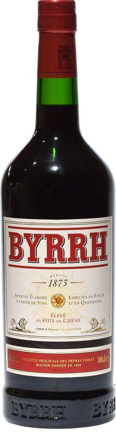 Byrrh - Bottle