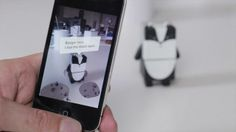 Suwappu Prototype. Suwappu is a range of toys and a new concept in media from Dentsu London. This footage shows the first iPhone prototype a...