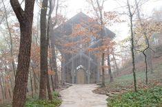 Go Inside the Awe-Inspiring Glass Chapels of Arkansas