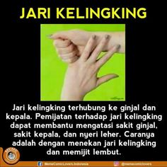 Terapi Jari Kelingking Health Diet, Health And Nutrition, Health And Wellness, Health Fitness, Wellness Tips, Healthy Habits, Healthy Tips, Diy Vitamin C Serum, Meditation