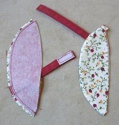Como hacer zapatitos para niñas paso a paso