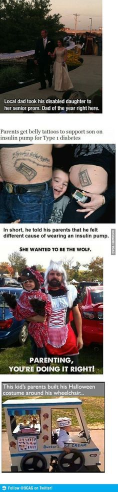 Parenting... youre doing it right!