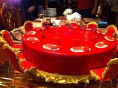 """Mafia""Cake Mafia Game, Birthday Cake, Italy, Table Decorations, Desserts, Black, Food, Tailgate Desserts, Birthday Cakes"