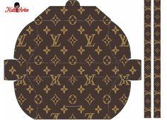 Faça sua própria Louis Vuitton