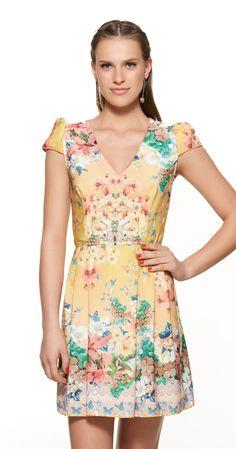 Só na Antix Store você encontra Vestido Asa-Delta com exclusividade na internet